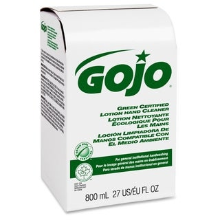 Gojo Green Certified Lotion Hand Cleaner - Green (1/Carton)