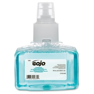 Gojo LTX-7 Pomeberry Foam Hand Wash Refill - Light Blue (1/Carton)