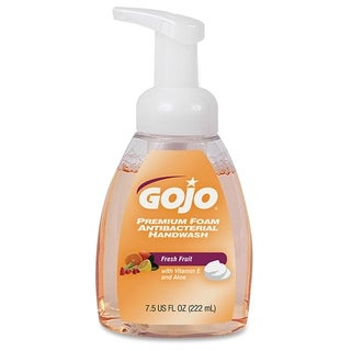 Gojo Premium Foam Antibacterial Handwash - Orange (1/Carton)