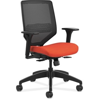 HON Solve Seating Mid-back Task Chair - Red