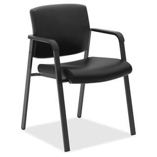 Basyx by HON Executive Guest Chair - Black