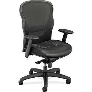 Basyx by HON HVL701 Mesh High-back Chair - Black