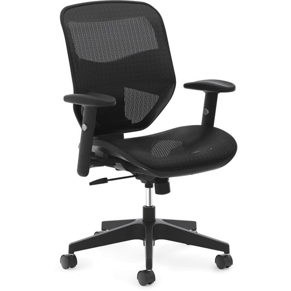 HON Prominent High Back Task Chair, Black Mesh(BSXVL534MST3)