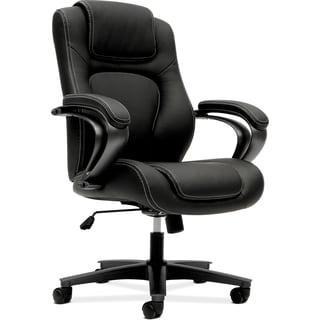 Basyx by HON Executive High-back Chair - Black