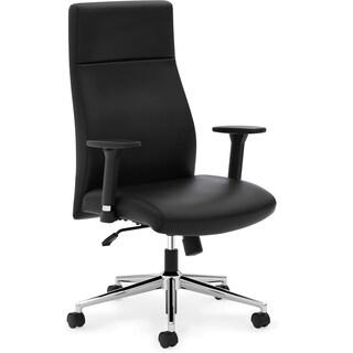 Basyx by HON High-back Executive Chair - Black