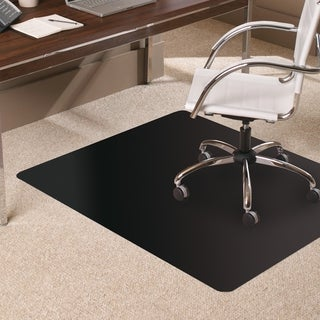 ES Robbins TrendSetter Carpet Chairmat - Black