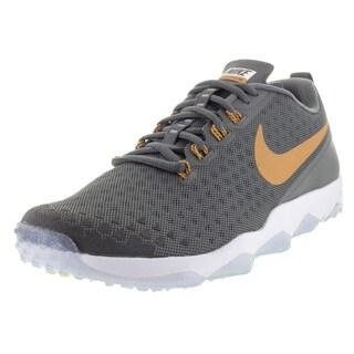 Nike Men's Zoom Hypercross Tr2 Dark Grey/Mlc Gold/Bl/White Training Shoe