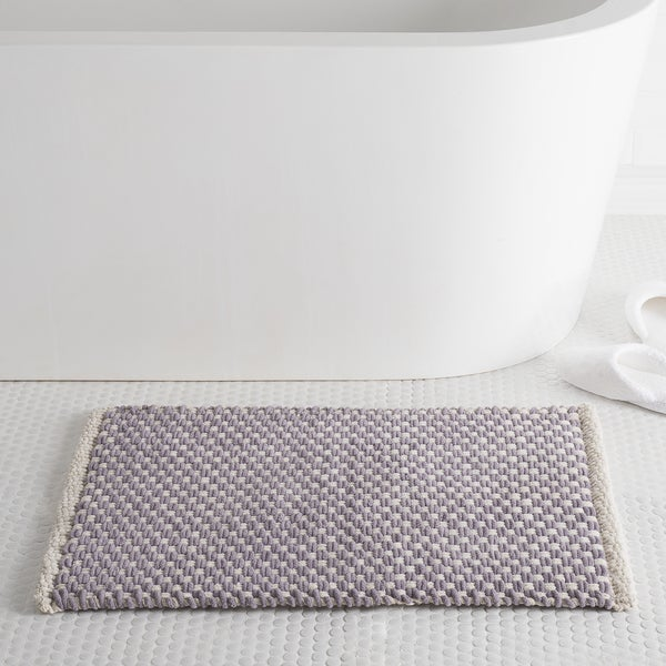 Seedling by Thomas Paul 20 x 32-inch Botanical Bath Rug