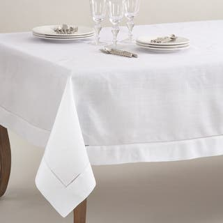 Rochester Collection Tablecloth with Hemstitched Border|https://ak1.ostkcdn.com/images/products/12121480/P18981127.jpg?impolicy=medium