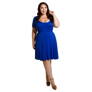 Sealed with a Kiss Women's Plus Size Arianna Dress