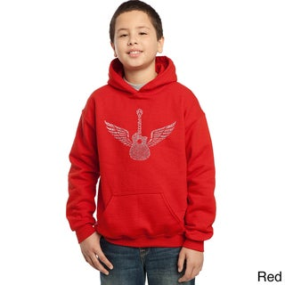 Boys' Amazing Grace Cotton and Polyester Hooded Sweatshirt