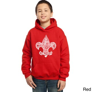 Boys' 12 Points of Scout Law Cotton/Polyester Hooded Sweatshirt (More options available)