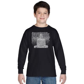 Boy's Zen Buddha Cotton Long-sleeve Crew-eck T-shirt|https://ak1.ostkcdn.com/images/products/12121592/P18981201.jpg?impolicy=medium