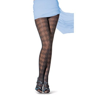 Pierre Cardin Eleta Patterned Pantyhose