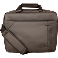 """Urban Factory Carrying Case for 14.1"""" Notebook - Black, Gray"""
