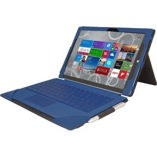 Urban Factory Elegant SUR04UF Keyboard/Cover Case (Folio) Tablet - Bl