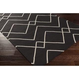 Hand Woven Natchez Cotton Rug (2' x 3')