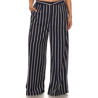Hadari Plus size Flare pants