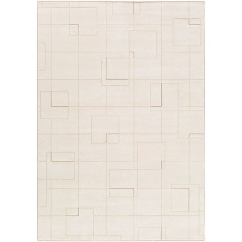 Strick & Bolton Mueck Geometric Modern Area Rug