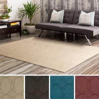 Hand Loomed Nuys Wool Rug (8' x 10')