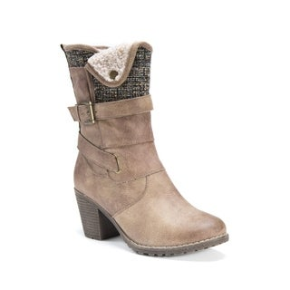 Muk Luks Women's Belle Faux-leather Boots