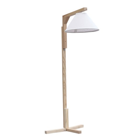 Fine Mod Imports Spiral Floor Lamp