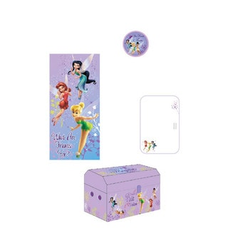 Disney Fairies Magical Room Makeover Trunk