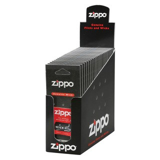 Zippo Wick Cards 24 card pack