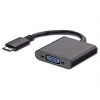Fuji Labs HDMI to VGA/Audio Black Adapter
