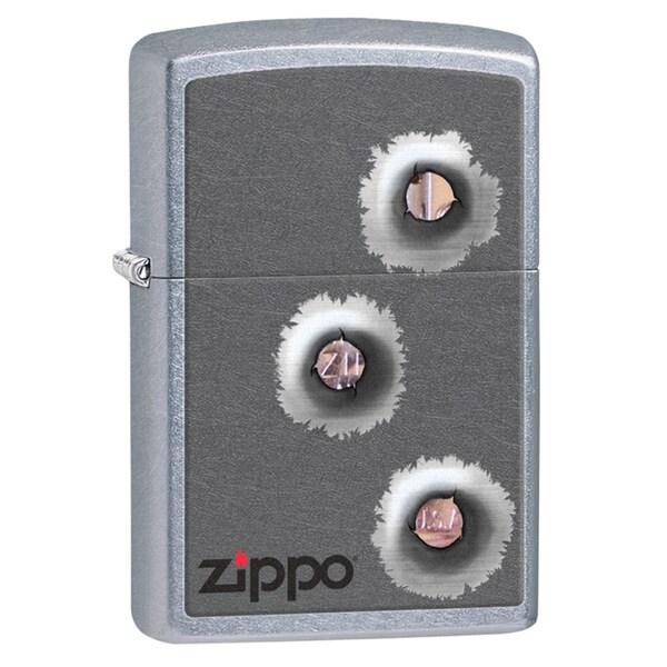Zippo Bullet holes Lighter