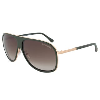 Tom Ford Chris Sunglasses FT0462 98K