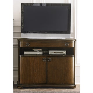 Cotsworld Serpentine Shaped Media Chest