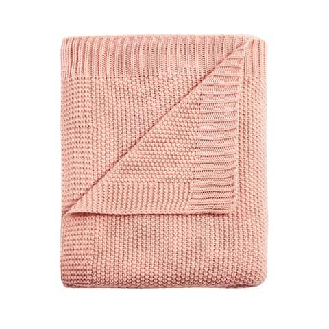 Carson Carrington Taurage Knit Blanket