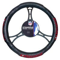 The Northwest Company NFL 605 Tampa Bay Buccaneers Car Steering Wheel Cover