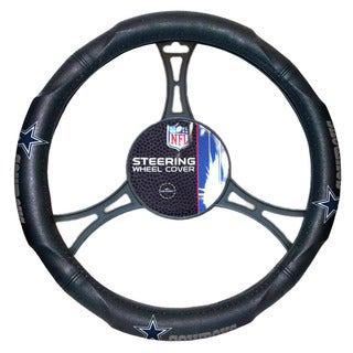 The Northwest Company NFL 605 Cowboys Car Steering Wheel Cover