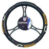 NFL 605 Packers Car Steering Wheel Cover