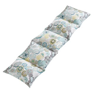 The Curated Nomad Stanyan Blue Caterpillow Cover