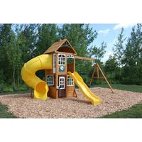 KidKraft Lewiston Retreat Kids' Wooden Play Set
