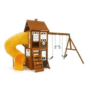 KidKraft Creston Lodge Wood Playset