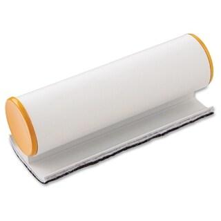 Iceberg Plastic Whiteboard Eraser - Silver