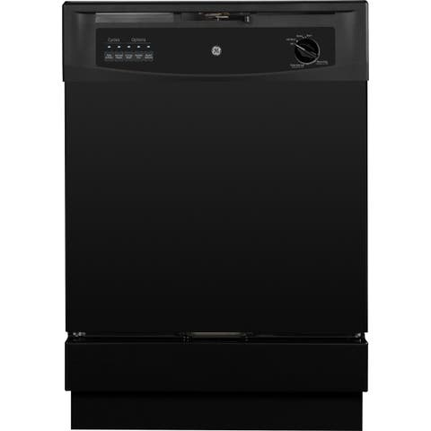 GE Built-In Full Console Dishwasher