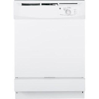 GE Black Full Console Dishwasher