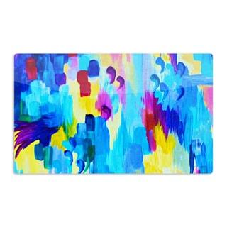 KESS InHouse Ebi Emporium 'Don't Quote Me, Revisited' Artistic Aluminum Magnet