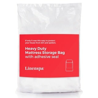 LINENSPA Heavy Duty 6 mil Mattress Bag
