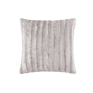 Carbon Loft Hammond Faux Fur 20-inch Square Throw Pillow (2 options available)