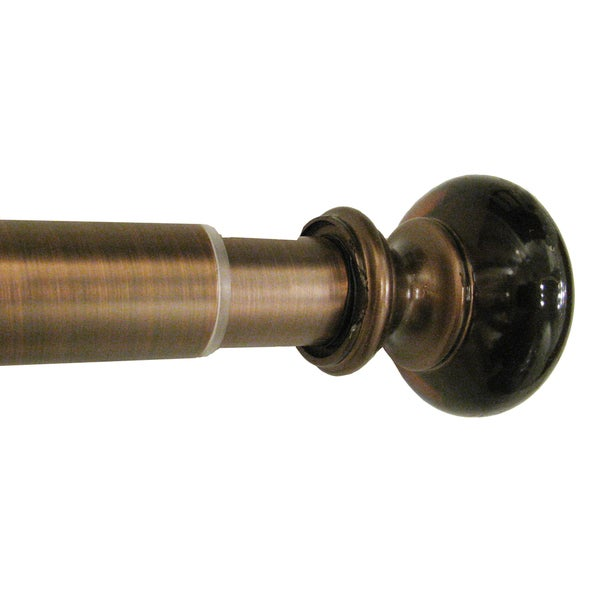 Excell Monroe Finial Rod