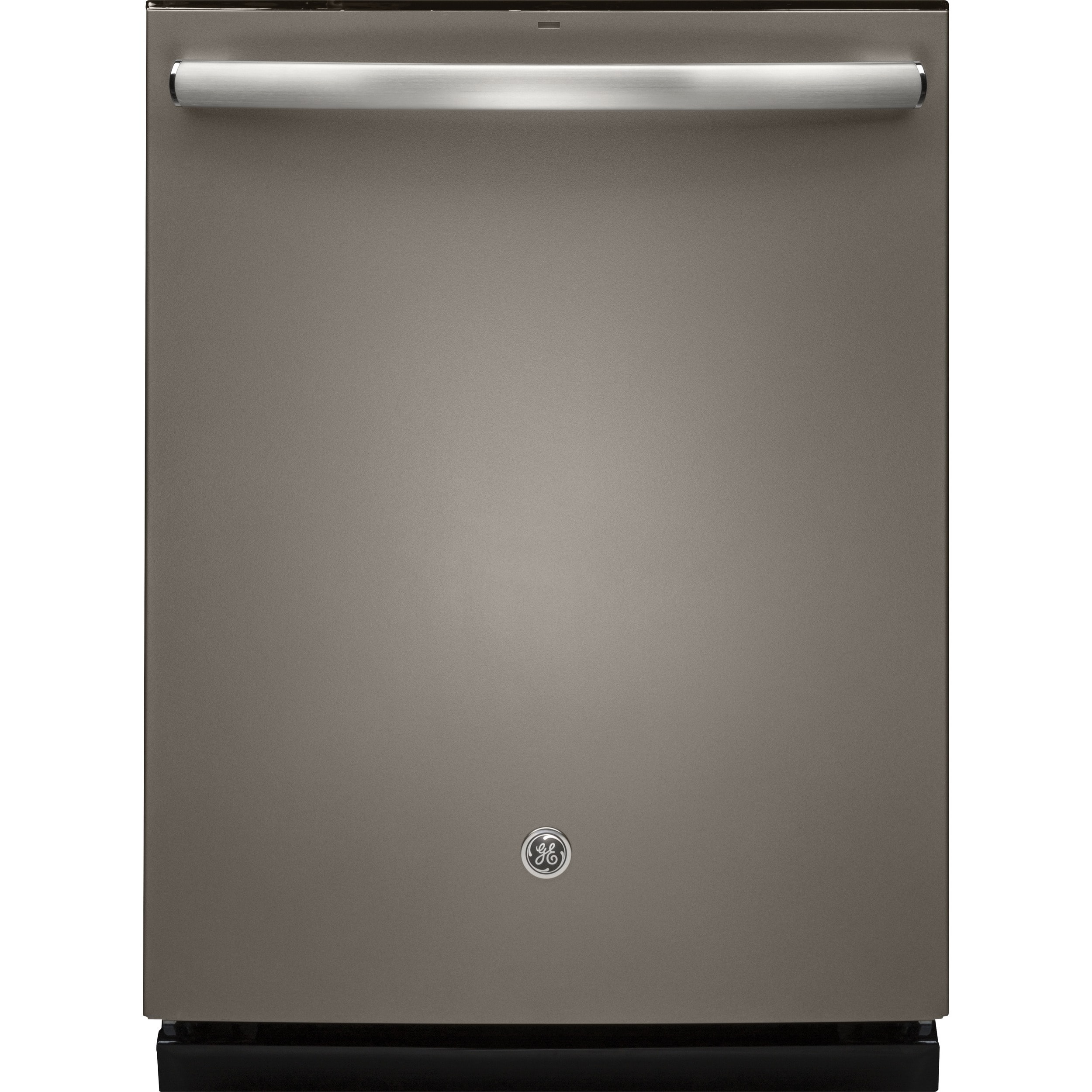 GE Fully Integrated Dishwasher (Silver) (Plastic)