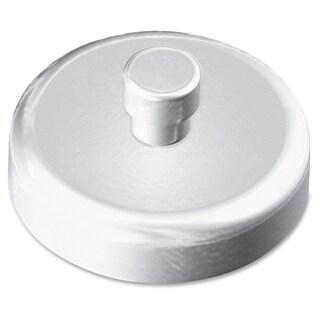 Kantek Magnetic Mounting Set - White (4/Set)