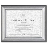 Wood Document Frames