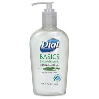 Dial Professional Basics Liquid Soap - White (1/Carton)
